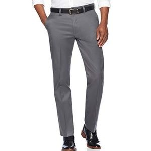 BUTTONED DOWN Men's Straight Fit Dress Chino Pants